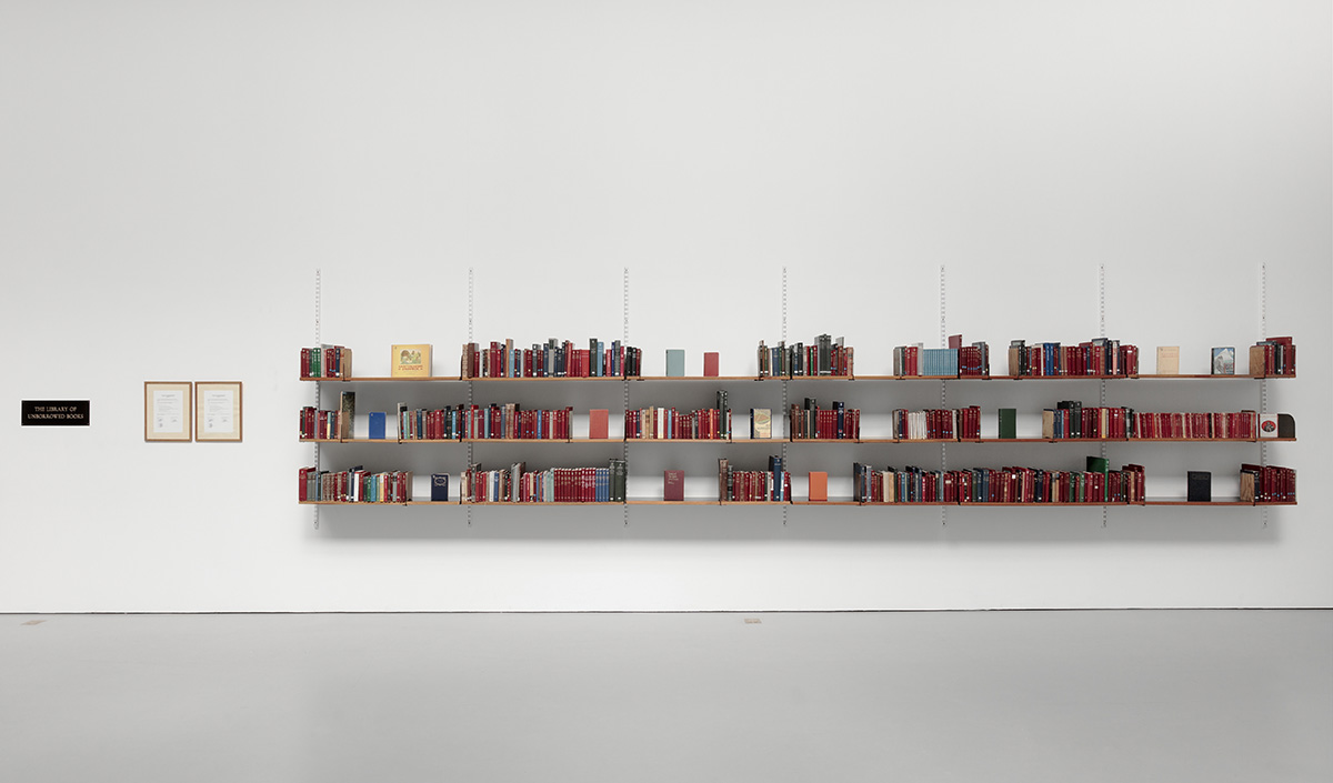 Meric Algun Ringborg_The Library of Unborrowed Books_2012_Photo_Jean-Baptiste Beranger_image3_1200